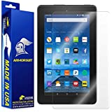 """ArmorSuit MilitaryShield - Amazon Fire 7"""" Screen Protector (2015 Released) Anti-Bubble Ultra HD & Touch Responsive + Lifetime Replacement"""