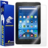 "ArmorSuit Amazon Fire 7"" (2015 Release) Screen Protector, MilitaryShield Max Coverage Screen Protector For Amazon Fire 7"" (2015 Release) - HD Clear Anti-Bubble"