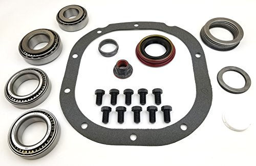 ALL POWERSPORTS DRIVETRAIN 8.8 Ford Ring and Pinion Installation Bearing Master Rebuild Kit (8.8 Cover Differential Ford)