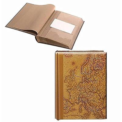 Pioneer Natural Paper Bi-Directional ECO Album, Map