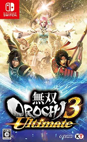 無双OROCHI 3 Ultimate