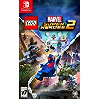Deals on LEGO Marvel Super Heroes 2 for Nintendo Switch