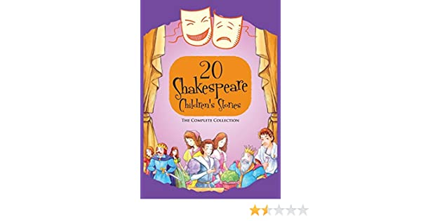 Twenty Shakespeare Childrens Stories The Complete Collection Box