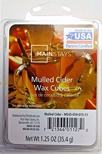 Mainstays Wax Melts, Mulled Cider