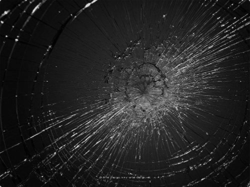 Tuneon Schlagschutzfolie Splitterschutzfolie gegen Einbruch Fenster Glas Schutz (400 cm x 152 cm) B077SPZ412 Fensterfolien
