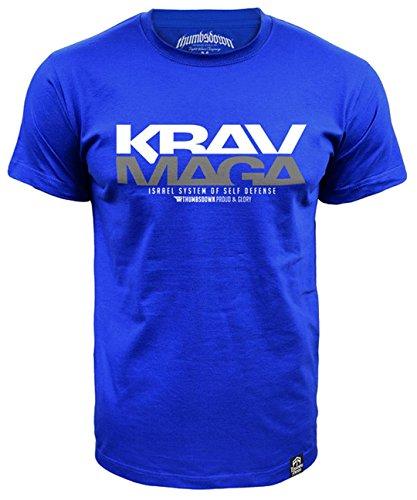 Krav Maga Israel System Of Self Defense, MMA T-shirt
