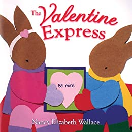 The Valentine Express by [Wallace, Nancy Elizabeth]