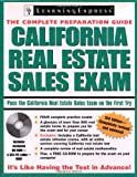 California Real Estate Sales Exam, LearningExpress Staff, 157685602X
