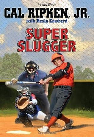 book cover of Super-Sized Slugger