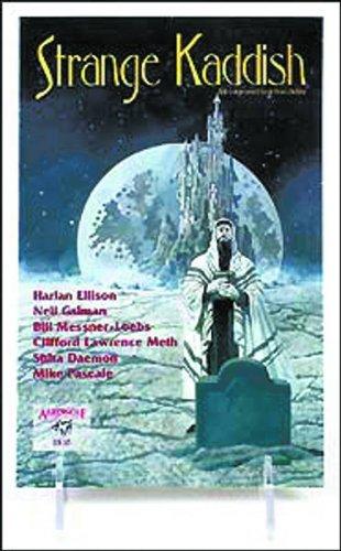 book cover of Strange Kaddish