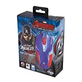 E-Blue Captain America Wired Gaming Mouse (MARVEL North America Offical Licensed)