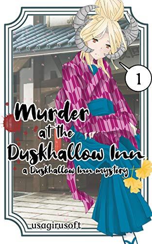 Murder at the Duskhallow Inn: A Duskhallow Inn Mystery (Duskhallow Mysteries Book 1) by [Hinnant, Shaine]