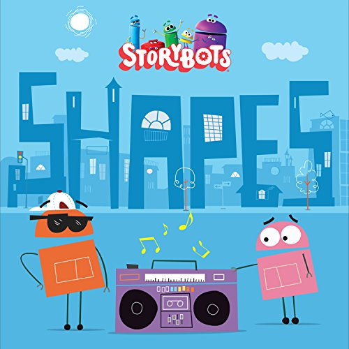 StoryBots Shapes