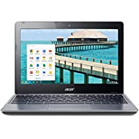 Acer 11.6 Chromebook Intel Celeron 2955U,Dual-Core 1.40 GHz,2GB Ram,16GB,Chrome (Certified Refurbished)