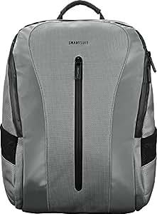 """Smartsuit 18878 Backpack - Mochila para portátil de 16"""" color Plata"""