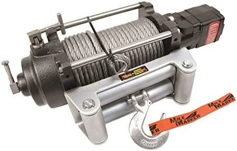Amazon.com: Mile Marker H Series Cabrestante hidráulico ...