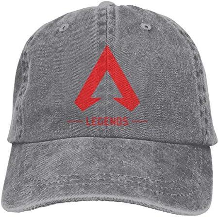 キャップ Apex Legends 帽子 野球帽 カウボーイ メンズ レディース ハンチング 日除け スポーツ 旅行 登山 通学 ユニセックス 夏 ファッション