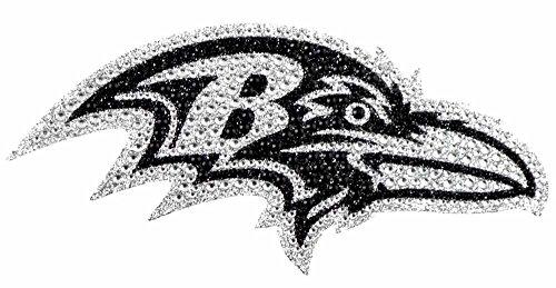 ravens auto emblem - 9