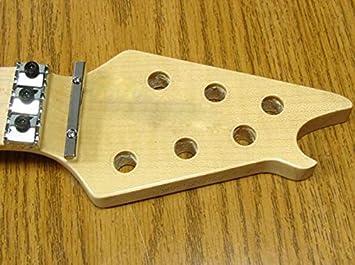 Micity Candado de cuerda para guitarra el/éctrica