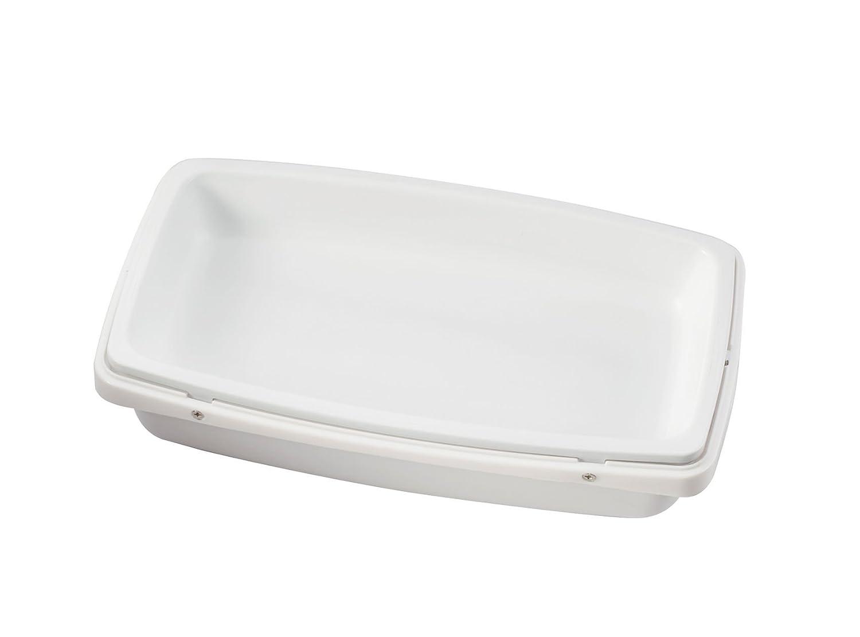 Ariete 00C079701AR0 120W Violeta, Color blanco - Calentador de alimentos (120 W, Violeta, Color blanco, Esmaltado, 280 mm, 160 mm, 90 mm): Amazon.es: Hogar