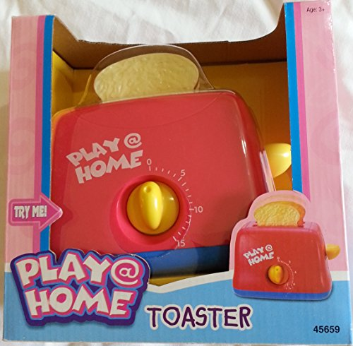 Play at Home Toaster by Keenway (Pretend Toaster Play)