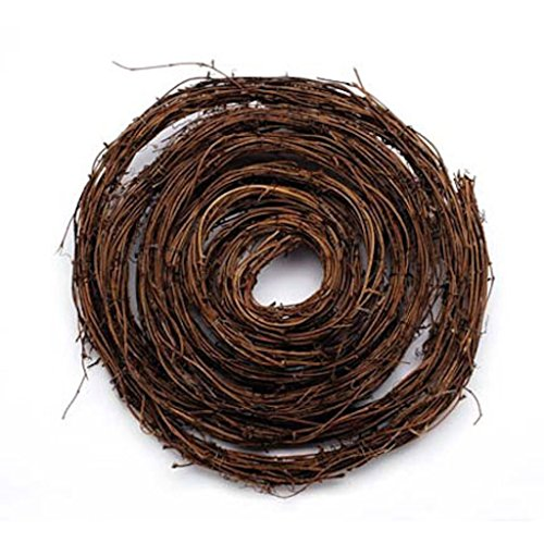 Bulk Buy: Darice DIY Crafts Twig Garland 1/2 inches x 15 feet (6-Pack) - Vine Fall