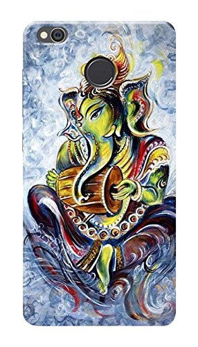 Lord Ganesha Mobile Cover For Redmi 4 Amazonin Electronics