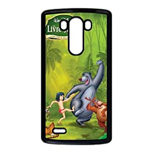 Jungle Book LG G3 Cell Phone Case Black gift W9600924