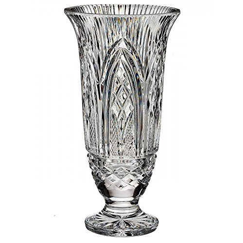 Waterford Rock of Cashel Footed Vase- 11