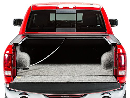 Bak Rollbak Tonneau Cover (BAK Industries R15310 RollBak G2 Aluminum Hard Retractable Tonneau Bed Cover)