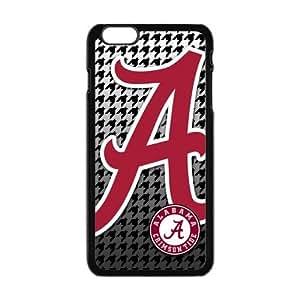 "Generic Custom Extraordinary Best Design NCAA Alabama Crimson Tide Team Logo Plastic Case Cover for iPhone6 Plus 5.5"" WANGJING JINDA"