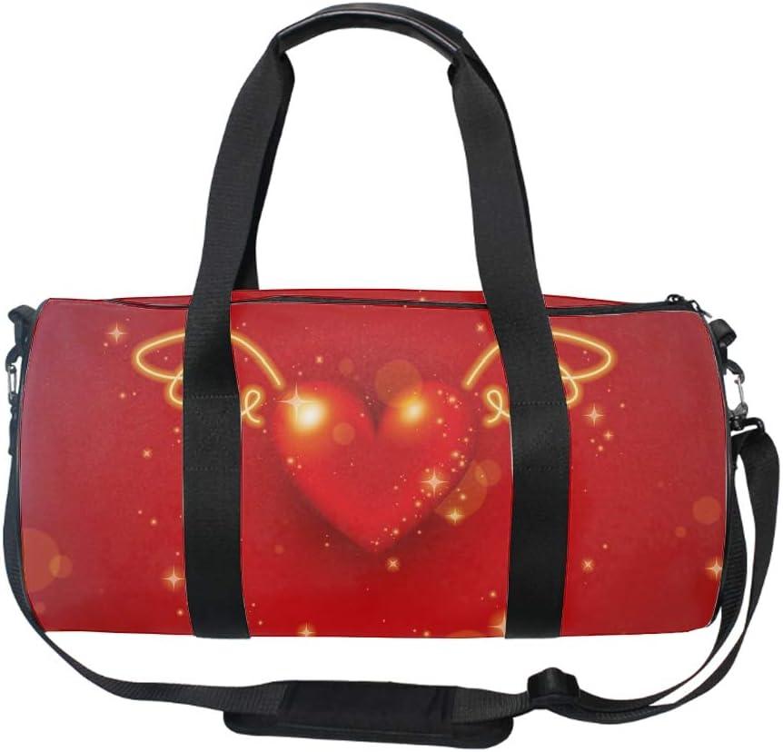 Sunflowers Gym Duffle Bag Drum tote Fitness Shoulder Handbag Messenger Bags