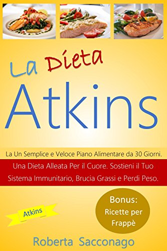 menu dieta atkins