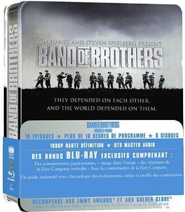 Frères darmes [Francia] [Blu-ray]: Amazon.es: Scott Grimes ...