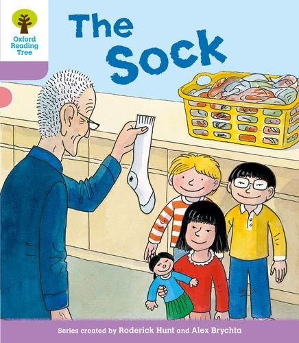 Oxford Reading Tree: Stage 1+ More A Decode and Develop The Sock