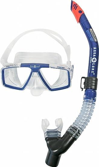 Aqua Lung Sport Childrens Java Togo Pro Mask /& Snorkel Set