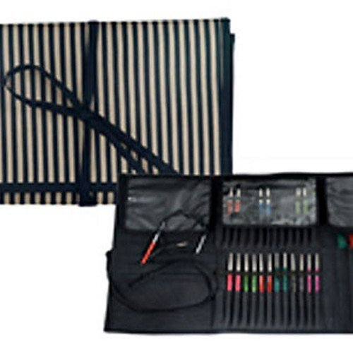 Knitter's Pride Ribbons Multi Needle & Accessories Fabric Case 800177