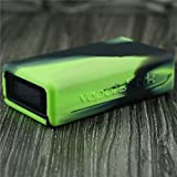 Silicone Case for VaporShark DNA200 Vapor Shark DNA 200 Sleeve Cover Skin Wrap (Green/Black) offers