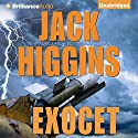 Exocet Audiobook by Jack Higgins Narrated by Michael Page