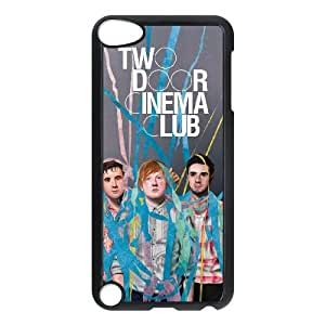 iPod Touch 5 Case Black Two Door Cinema Club Rjcyx