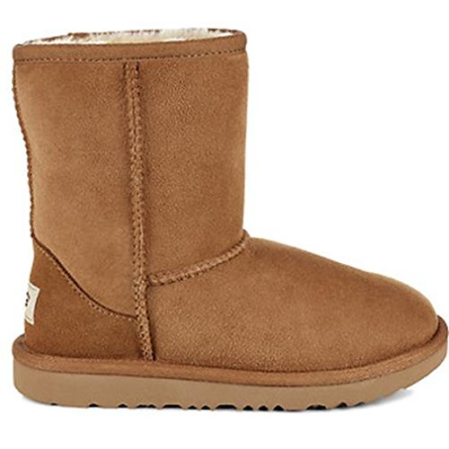 UGG Kids T Classic II Fashion Boot, Chestnut, 11 M US Little Kid by UGG