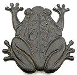 Cheap Cast Iron Frog Stepping Stone Stones Home Decor Garden Art Wall