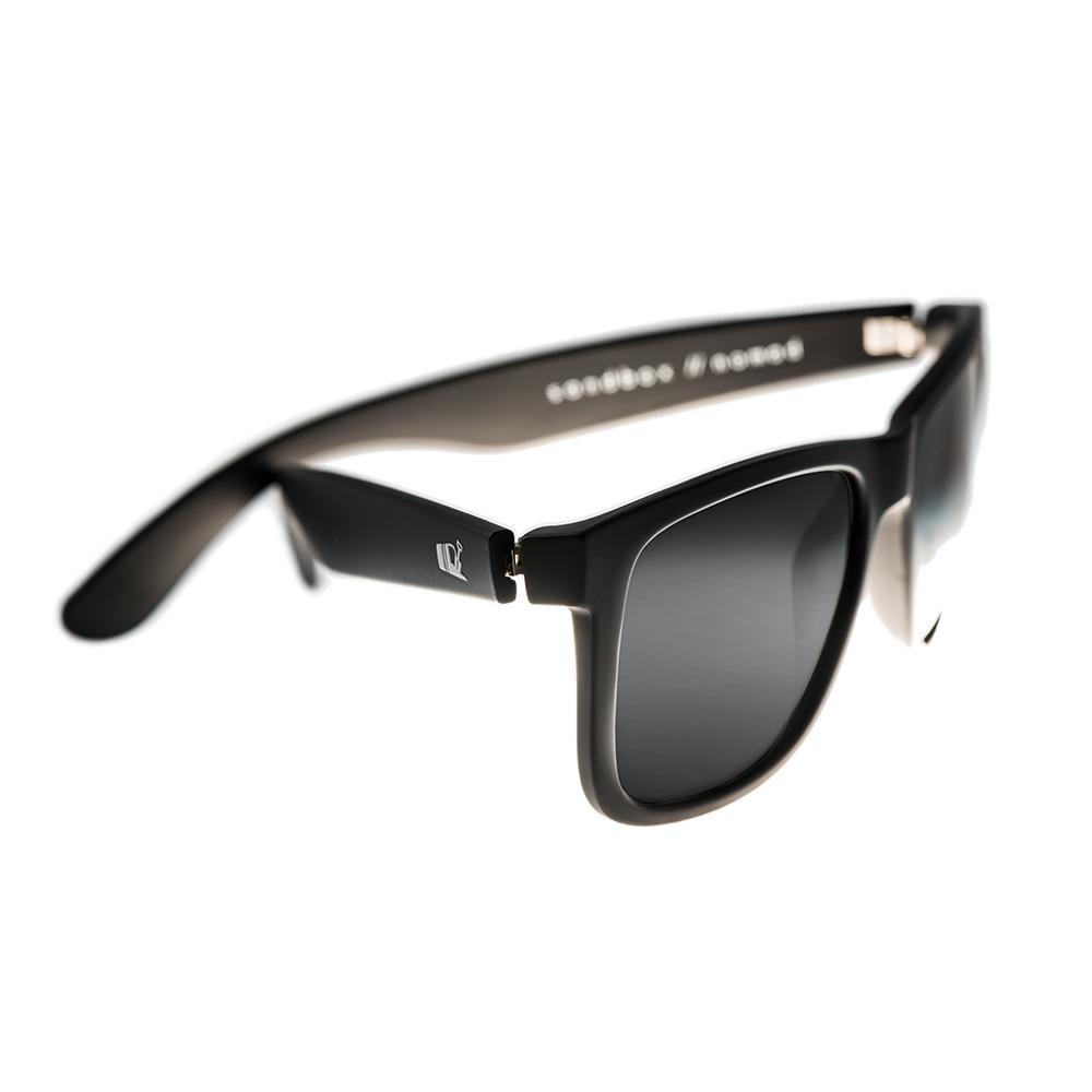 Sandbox Uni Sonnenbrille Nomad Sunglasses Matte Black aIXLaE6Eal