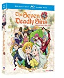 Seven Deadly Sins: Season One, Part Two (Blu-ray/DVD Combo)