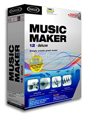 Magix Music Maker 12 Deluxe