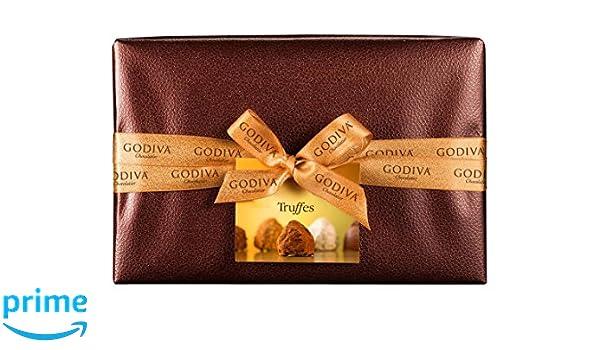 Godiva, Ballotin Truffles bombones trufas surtidas, 340g: Amazon.es: Alimentación y bebidas