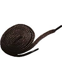 "Shoeslulu 20-47"" Premium Oxfords Chukka Desert Boot Flat Canvas Shoelaces"