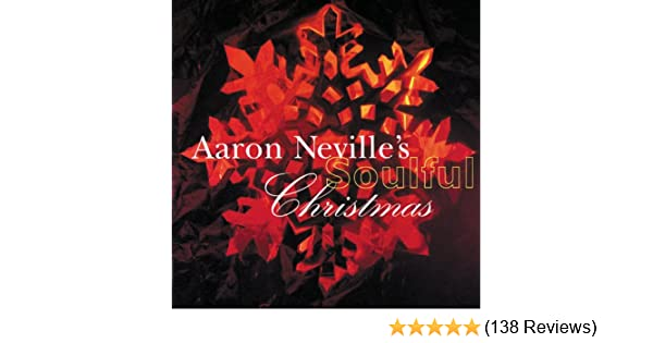 aaron nevilles soulful christmas by aaron neville on amazon music amazoncom