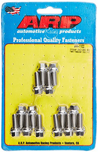 ARP  444-1102  4441102 Stainless 300 Hex Header Bolt Kit - Pack of 14