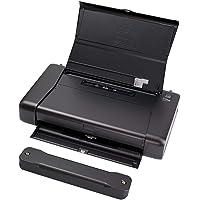 SFXYJ Impresora fotográfica portátil Todo en uno con impresión inalámbrica Adecuada para el hogar y la Oficina